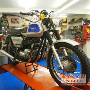 1977 Triumph T140J Silver Jubilee Bonneville For Sale (9)