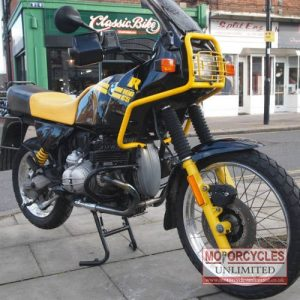 1991 BMW R100 GS For Sale (4)