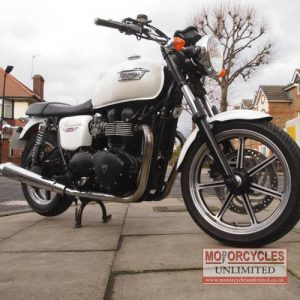 2013 Triumph Bonneville T100 SE For Sale (11)