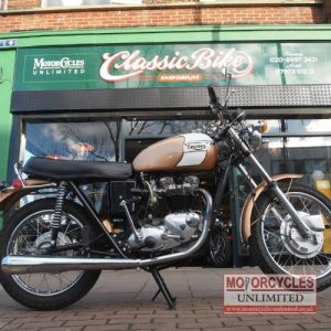 1972 Triumph Bonneville T120 RV For Sale (2)
