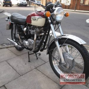 1973 Triumph T120 650 Bonneville For Sale (10)