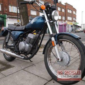 1976 Harley Davidson SS250 For Sale (9)