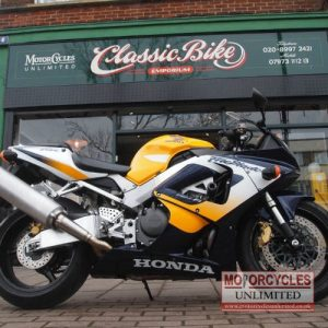 2000 Honda CBR900 RRY Fireblade For Sale (2)