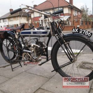 1924 Douglas TS350 Classic British Twin For Sale (7)