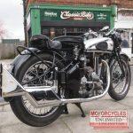 1948 Norton ES2 Classic British Bike For Sale (1)