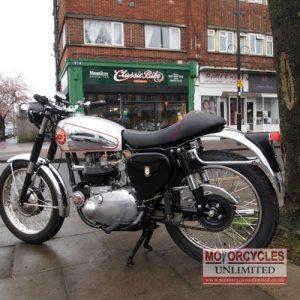 1956 BSA A7 SS 500 For Sale (7)