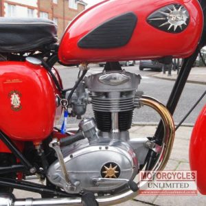1965 BSA C15 Classic 250cc Sports For Sale (5)