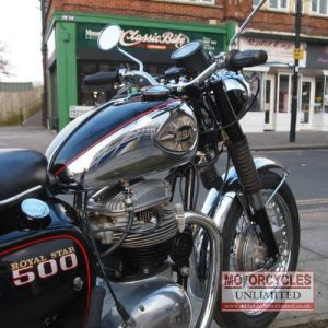 1970 BSA A50R Royal Star For Sale (4)