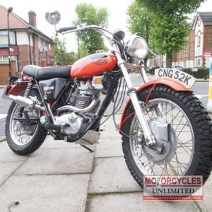 1971 Triumph T25 SS Trailblazer For Sale (10)