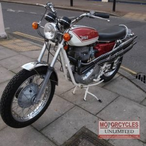 1972 BSA A65 Firebird Scrambler For Sale (6)