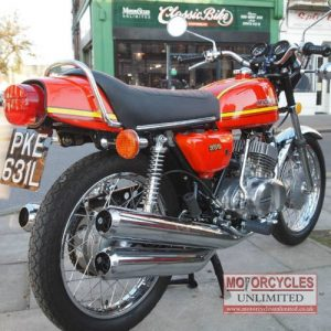 1972 Kawasaki S1A 250 Triple For Sale (2)