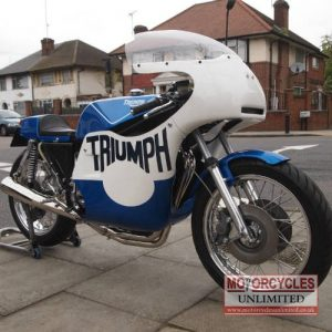 1975 Triumph T150V Rob North Replica (1)