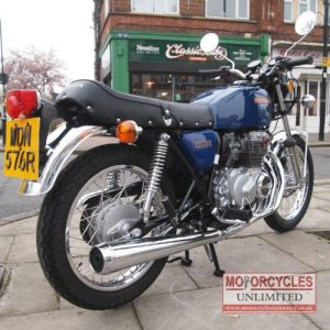 1976 Honda CB400 Four For Sale (2)