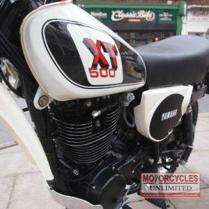 1979 Yamaha XT500 Classic Enduro For Sale (4)