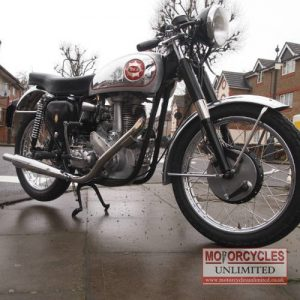 BSA ZB33 B33 Classic British Bike For Sale (2)