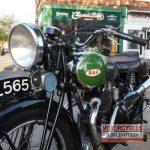 1936 BSA Q21 Blue Star For Sale (5)