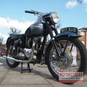 1958 Triumph T110 650 Tiger For Sale (2)