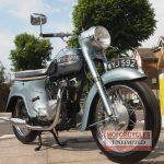 1961 Triumph 3TA Twenty One For Sale (1)