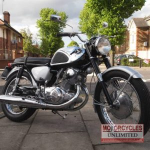 1966 Honda CB77 Classic Honda For Sale (4)