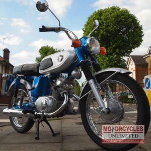 1970 Honda SS125 For Sale (7)