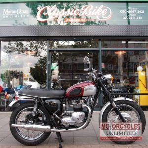 1972 Triumph T100P For Sale (12)