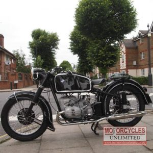 1953 bmw r51 3 classic bike for sale motorcycles unlimited. Black Bedroom Furniture Sets. Home Design Ideas