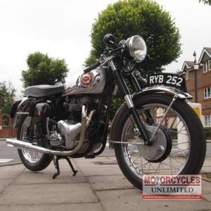 1954 BSA A10R Gold Star Replica For Sale (3)