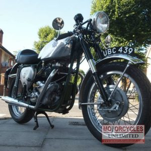 1958 BSA A10 R Super Rocket For Sale (10)