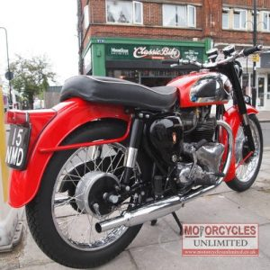 1962 BSA A10 Super Rocket For Sale (2)