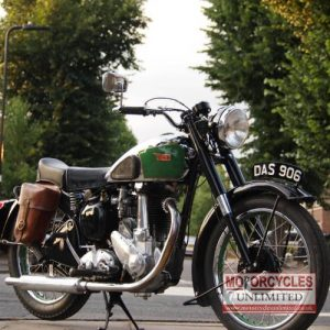 1949 BSA B33 For Sale (11)