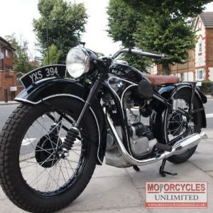1951 BMW R35 350 Vintage BMW For Sale (3)