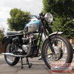 1962 Triumph T120 Bonneville For Sale (1)