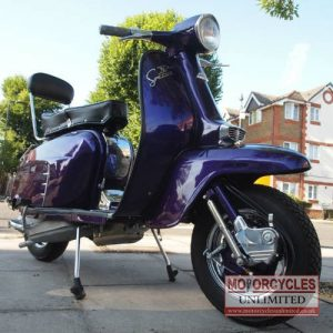 1966 Lambretta LI 150 SX For Sale (8)