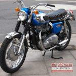 1968 Kawasaki W2 SS For Sale (1)