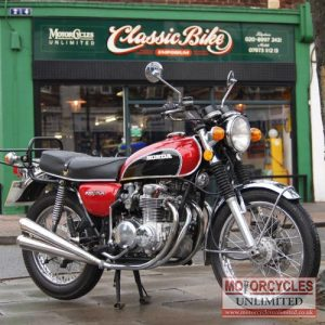 1972 Honda CB500 Four For Sale (2)