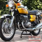 1972 Suzuki GT550 J Classic Triple For Sale (1)