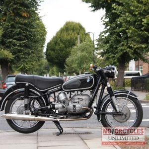 1965 BMW R60 Classic Bike For Sale (8)