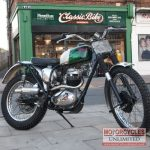 1967 BSA B40 Ex Military Classic For Sale (5)