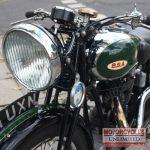 1935 Vintage BSA Blue Star For Sale (9)