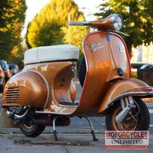 1962 Vespa Douglas Sportique Grand Luxe For Sale (1)