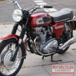 1968 BSA MK1 Rocket 3 For Sale (4)