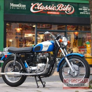 1972 Triumph TR6R Tiger 650 For Sale (2)