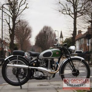 1938 BSA B24 350 Competition For Sale (2)
