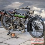 1923 Connaught De Luxe Classic Bike For Sale (2)