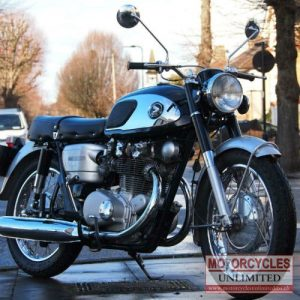 1967 Honda CB450 K0 Black Bomber For Sale (3)