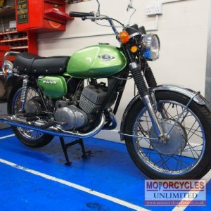 1968 Suzuki T250 Super Six Hustler For Sale (6)