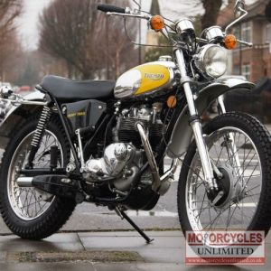 1972 Triumph TR5T Trophy Adventurer For Sale (1)