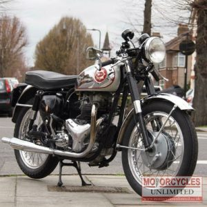 1962 BSA Rocket Gold Star For Sale (2)