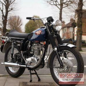 1970 BSA B25 S Starfire For Sale (1)