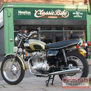 1971 Triumph T150 T Trident For Sale (11)